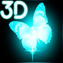 Fireflies 3D Live Wallpaper app thumbnail