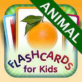 Animal sounds and flashcards for Kids