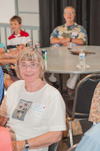 Photo: Dorene (Meisch) Leatherwood came from Ohio for the reunion