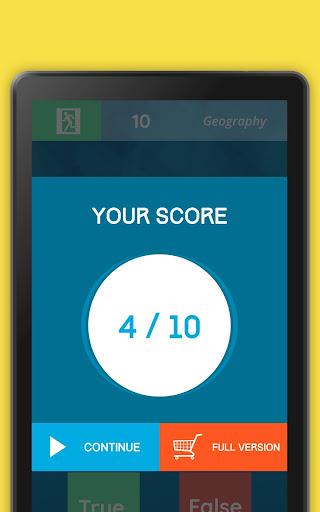 General Knowledge - Trivia Quiz 1.4.5 screenshots 18