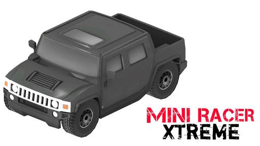 Mini Racer Xtreme - Offline + Online Arcade Racing APK MOD (Astuce) screenshots 1