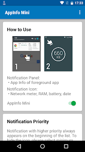 AppInfo Mini Screenshot