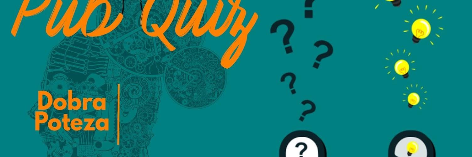 Pub Quiz - avgust 2020