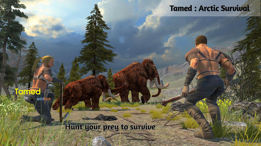 Tamed : Arctic Survival apktram screenshots 11