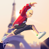 Smashing Rush : Parkour Action Run Game