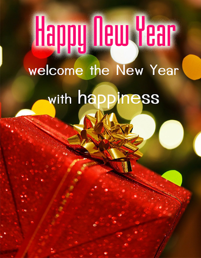 Happy New Year Wishes SMS 1.1 Screenshots 1