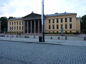 Photo: Oslo, Universität