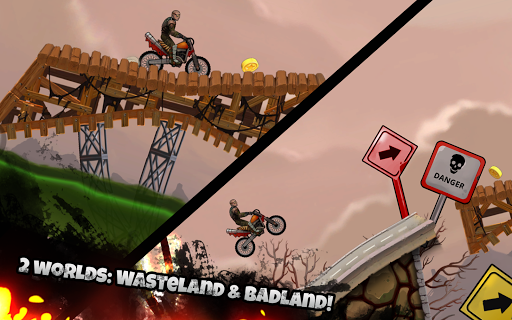 Mad Road: Apocalypse Moto Race