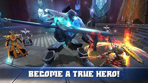 Celtic Heroes 3D MMORPG screenshot