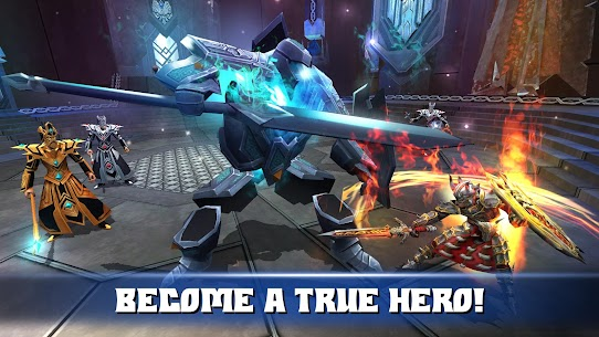 Celtic Heroes – 3D MMORPG 3.6.0 Download Mod Apk 3