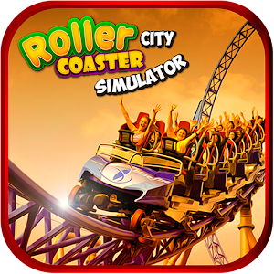 Rollercoaster City Simulator for PC and MAC