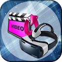 VR Video Converter to 360 Live icon