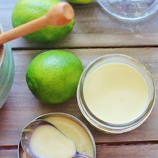 Creamy Honey Lime Salad Dressing.