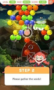 Fruit Bubble Pop screenshot 1