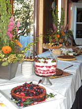 Photo: buffet table