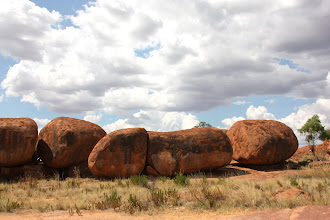 Photo: Year 2 Day 217 - The Devil's Marbles #6