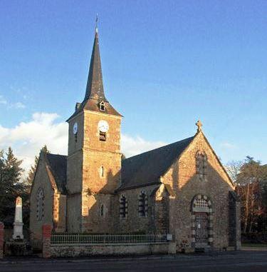 photo de Eglise Saint-Victeur de SAINT-VICTEUR