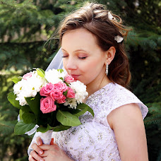Wedding photographer Irina Vorfolomeeva (IrinkaCanon). Photo of 07.06.2015