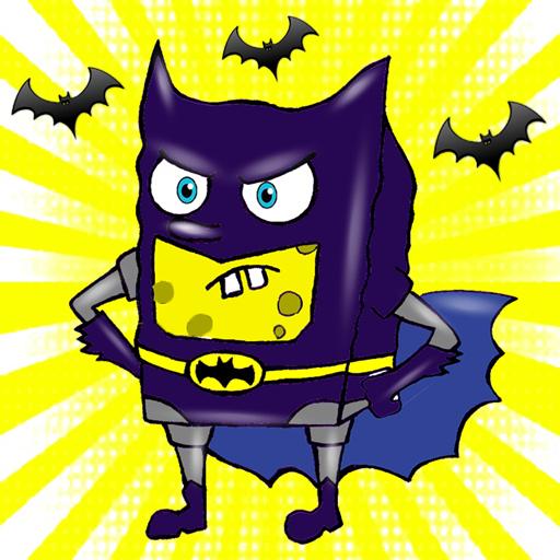 Bat-Sponge