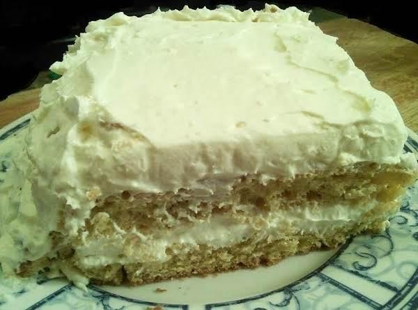 Banana Bliss Cake