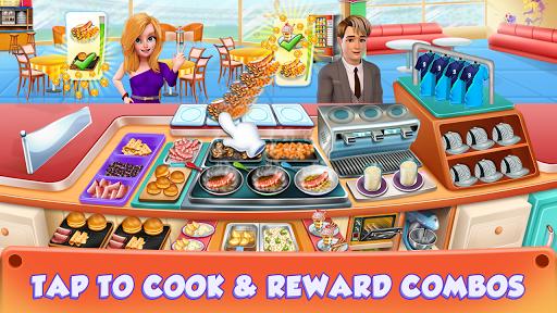 Chef Craze : Restaurant Cooking Game APK MOD – Pièces Illimitées (Astuce) screenshots hack proof 2