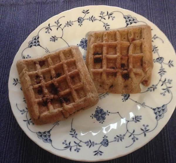 Almond Butter Waffles Recipe