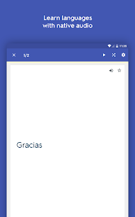 Quizlet Learn With Flashcards- screenshot thumbnail