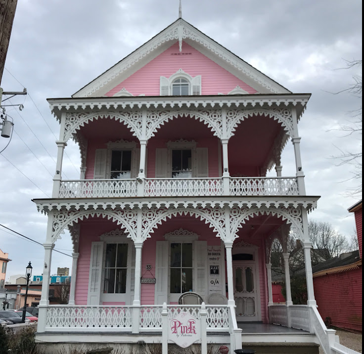 """The """"Pink House"""""""
