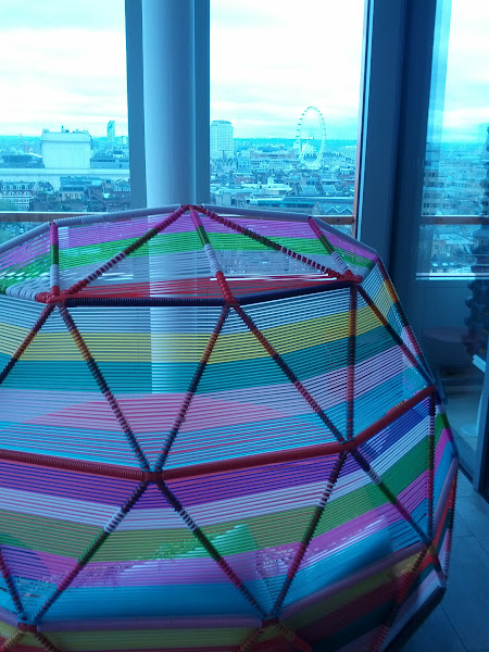 Photo: Cabanas in the Google office