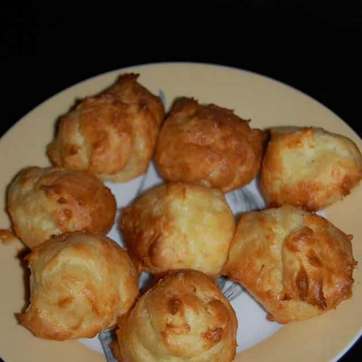 Gougeres Recipe