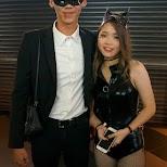 halloween nightlife at OMNI nightclub, Taipei in Taipei, T'ai-pei county, Taiwan
