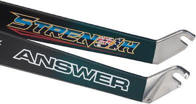 "Answer BMX Pro 20"" Sam Willoughby Limited Edition Dagger Fork Black alternate image 1"