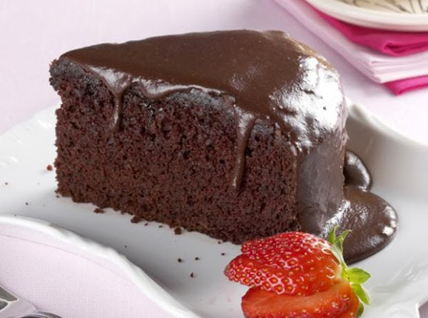 Black Crazy Cake Recipe