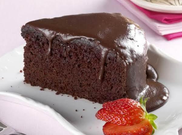 Black Crazy Cake Recipe