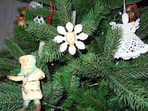Photo: звездочка-снежинка старинная игрушка от Елены Малишевской