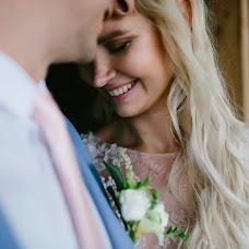 Wedding photographer Olesya Zarivnyak (asyawolf). Photo of 29.09.2017