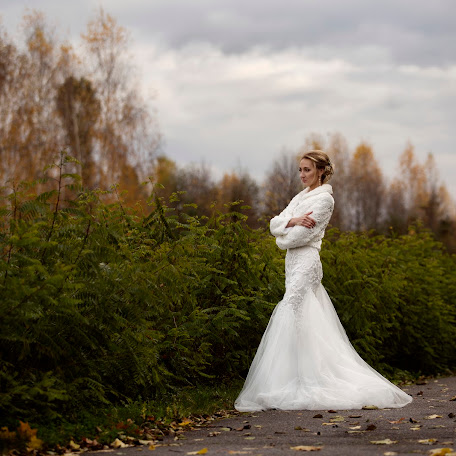 Wedding photographer Ruslan Garifullin (GarifullinRuslan). Photo of 21.10.2017