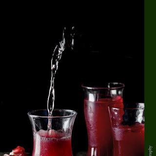 Pomegranate Rosemary Royale – The Ultimate Winter Drink.