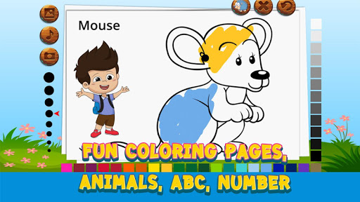 English ABC Alphabet Learning Games, Trace Letters 1.0.01.0.0 screenshots 7