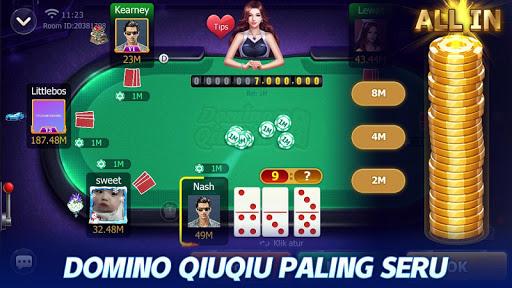 Domino Qiuqiu 2020 Domino 99 Gaple Online Mod Apk Free Download For Android