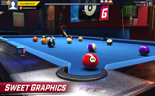 Pool Stars - 3D Online Multiplayer Game u0635u0648u0631 1