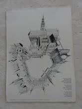 Photo: Een eigen visie op het abdij complex.