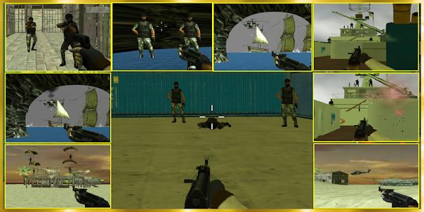 Commando Mission Arms: WW2 screenshot