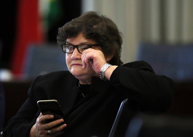 Lynne Brown. Picture: ESA ALEXANDER
