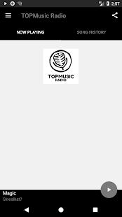 TOPMusic Radio - náhled