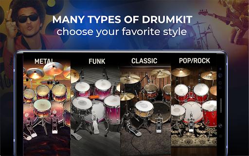 drum simulator drum machine beat maker drumkit mod apk unlimited android. Black Bedroom Furniture Sets. Home Design Ideas
