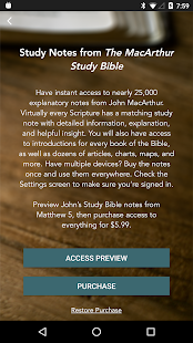 The Study Bible - náhled