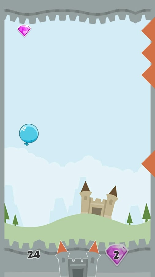 Balloon Head- screenshot
