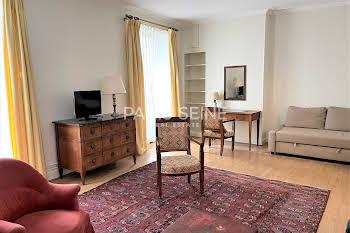 Appartement meublé 3 pièces 56,28 m2