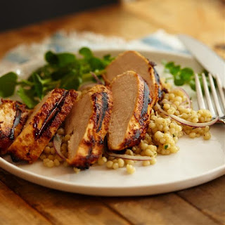 Barbecued Peanut Butter Chicken.